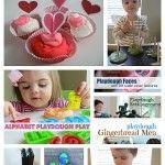 15 Playdough Activities & Recipes Too!