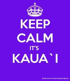 Kauai :) 5 months until paradise!!!!!!!