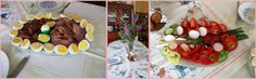 Some photos of traditional Hungarian Easter dishes by our students