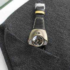 No one does race watches like Azimuth does. Luxury Watches, Rolex Watches, Fine Jewelry, Jewelry Making, Cool Watches, Diamond Engagement Rings, Jewelry Watches, Accessories, Cool Clocks