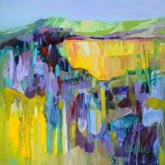 Canyon Ridge by Judy Dalton
