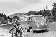 VW typ 2 pre 1954