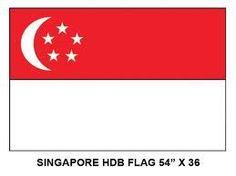 flag day singapore 2015