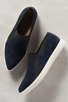 Love these pointed toe sneakers! Naya Yvonne Sneakers - anthropologie.com #anthrofave