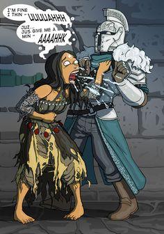 Dark Souls 2 - Rosabeth of Melfia by jdeberge on deviantART
