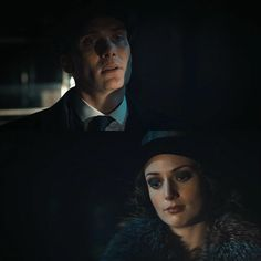 Tommy & Princess Tatiana | Peaky Blinders