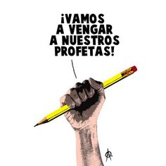 Caricaturas en solidaridad tras masacre en Charlie Hebdo