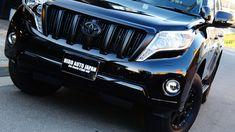ランドクルーザープラド150系ブラックアウト&MLJホイールSET♪   松戸の板金塗装なら株式会社ヒロ・オートジャパン   HIRO AUTO JAPAN groups