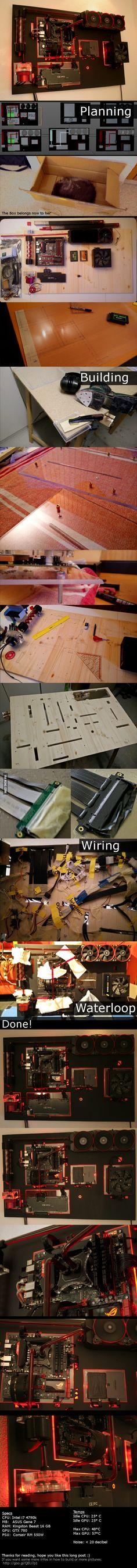 New Computer(Arcan) - Build Log