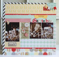 CHA Summer Release: The Good Life Layout by Betsy Veldman