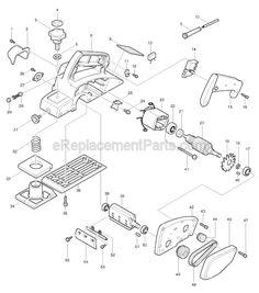 Dremel 395 Parts List and Diagram (Type 3
