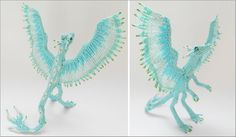 Turquoise dagon by Rrkra on DeviantArt