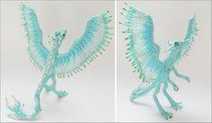 Turquoise dagon by Rrkra on DeviantArt