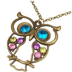 Owl Pendant Just $.99 PLUS FREE Shipping!