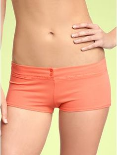 these look uber comfy! ribbed boyshorts from the gap!