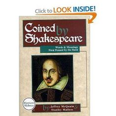 Everyday Expressions - Thanks Shakespeare!