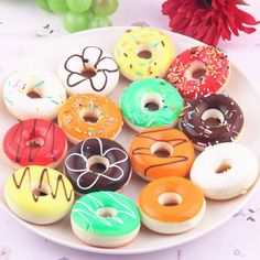 GET $50 NOW   Join RoseGal: Get YOUR $50 NOW!http://m.rosegal.com/squishy-toys/random-slow-rising-simulated-doughnut-1184611.html?seid=10317474rg1184611