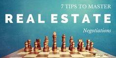 Make money and make sure that you get the best possible deal for a client. Master the art of real estate negotiation with these 7 tips.  https://www.jasonfox.me/7-tips-master-real-estate-negotiation/