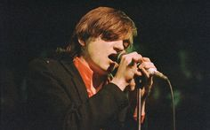 Mark E. Smith, frontman for the UK band, The Fall