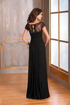 My dress in Lapis for Ashley's wedding.  Jade 175015