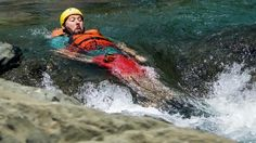 In Costa Rica, Bert decides to leave the raft behind and head down the Narranjo River solo