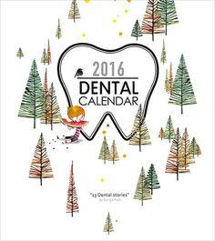 Стоматологичен календар за 2016 - 01