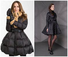 Ищите красивый пуховик? Модные пуховики 2017 фото, женские зимние пуховики и зимние куртки для женщин осень-зима 2017, красивые пуховики на зиму фото, новинки, тенденции.
