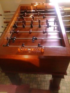Fooseball table.......$150.00  like new, delivery available, delivery up to 20mi. From 19512 delivery fee varies pickup option if interested email Puddofmudd@gmail.com
