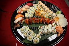The Legendary Blog of Sushi