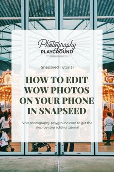 In this Snapseed tutorial for beginners, you get a step-by-step roadmap for editing fantastic pics on your smartphone with Snapseed Photography Tips Iphone, Photography Filters, Photography Editing, Mobile Photography, Photography Composition, Best Editing App, Editing Apps, Photo Editing Vsco, Bad Photos