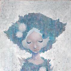 yoskay yamamoto, snow, mixed media, 2011.