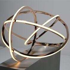 Falling | Light Sculpture | Niamh Barry - Contemporary Irish Artist & Light Sculptor