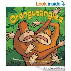 Amazon.com: Orangutangled eBook: Sudipta Bardhan-Quallen, Aaron Zenz: Books
