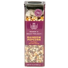 Register and log in with Social Nature for the chance to try Women's Bean Project Rainbow Popcorn Kernels for Free!  These are Specialty Popcorn Kernels with gourmet seasoning!  You'll get a FREE 10.6oz package of Rainbow Popcorn with Pink Himalayan Salt & Black Pepper seasoning (value $5.95).  http://ifreesamples.com/popcorn/