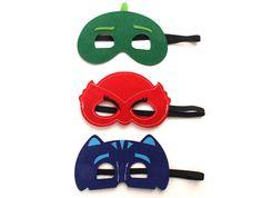 1 PJ mask, PJ mask Birthday Party, PJ party favor, PJ costume for children