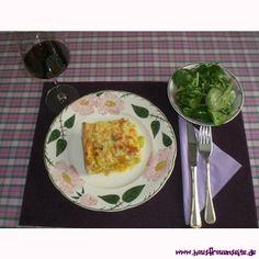 Kürbis-Lauch-Pie mein Kürbis-Lauch-Pie ist schnell gemacht und sehr lecker vegetarisch