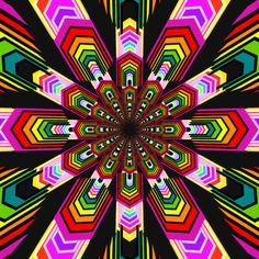 pattern grid world