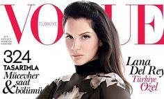 Lana Del Rey Covers Vogue Turkey November 2015