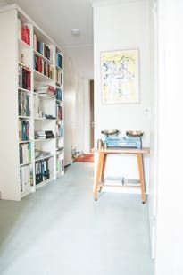 Yay for floor to ceiling bookcases
