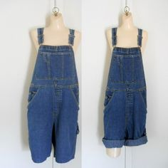 Denim overall shorts by Old Navy. Get them for $33.49!