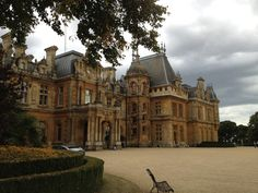 Castles & Manor Houses | stately-homes-of-england:   Waddesdon Manor