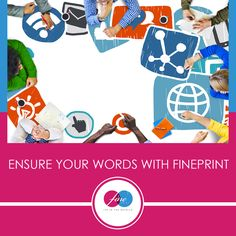 A picture says a thousand words. Ensure your words are legible with FinePrint! #FinePrint #caymanislands
