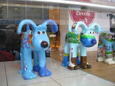 New Breeds - baby Gromits at The Greatest Dog Show on Earth