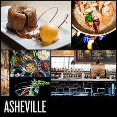 Check out our guide to Asheville's most exciting bars, restaurants and shops. Read more!