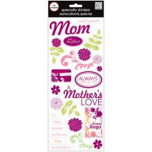 MAMBI Soft Spoken Embellishments, Mom