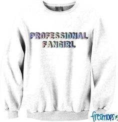 Professional Fangirl