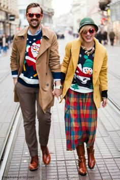 Today is a couple #street #fashion #snap on the streets of Zagreb
