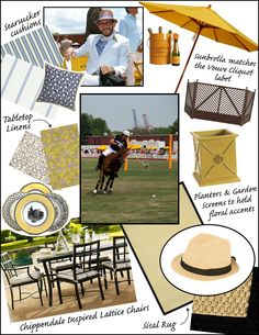 Planning a POLO party??? Here's a great place to start!