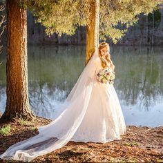 Angel Cut Crystal and Rhinestone Beaded Edge Wedding Veil in   Etsy Veil Length, Cathedral Wedding Veils, Fingertip Veil, Metal Comb, Bridal Poses, Scroll Design, Rhinestone Wedding, Real Weddings, Wedding Gowns