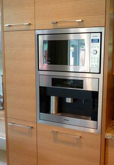 Eurotrim Microwave Coffee Center Combination 3 Jpg